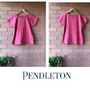 Pendleton Tops - Pendleton's Portland Collection Blouse | S